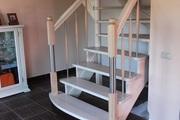 Лестницы межэтажные деревянные-собственное производство и монтаж.