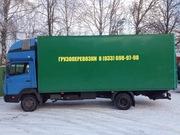 Грузоперевозки город, РБ, до 5 тон, борт 6 метров!!!