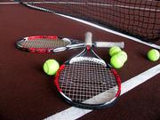Тренер по теннису предлагает свои услуги