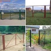 Ворота и калитки от производителя в Орше