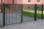 Садовые ворота от производителя с бесплатной доставкой