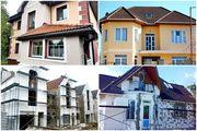 Утепление домов,  коттеджей,  балконов,  террас: Барань и Орша